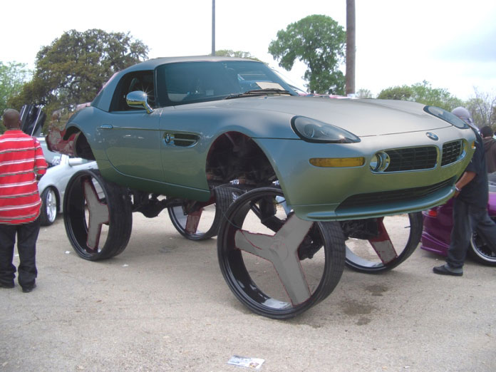 Very Low Profile Tires