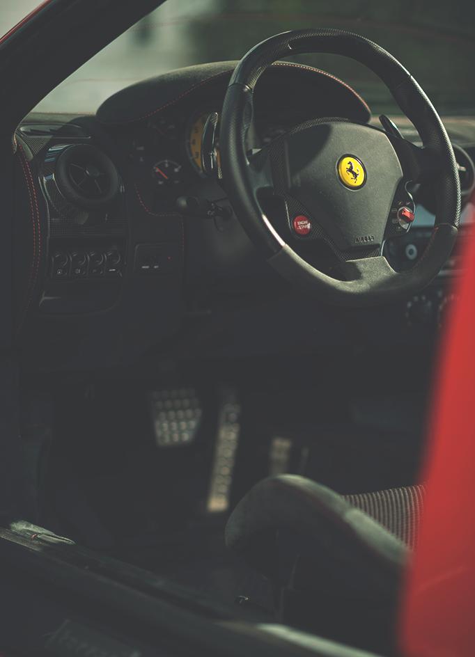 Ferrari 430 Scuderia 2008 Ferrari 430 Scuderia