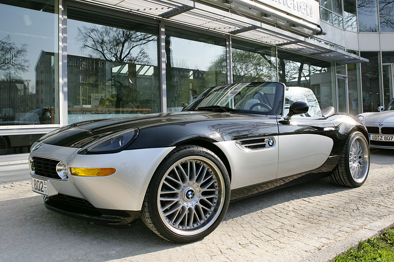Bmw Z8 Alpina Roadster Reviews Bmw Z8 Alpina Roadster