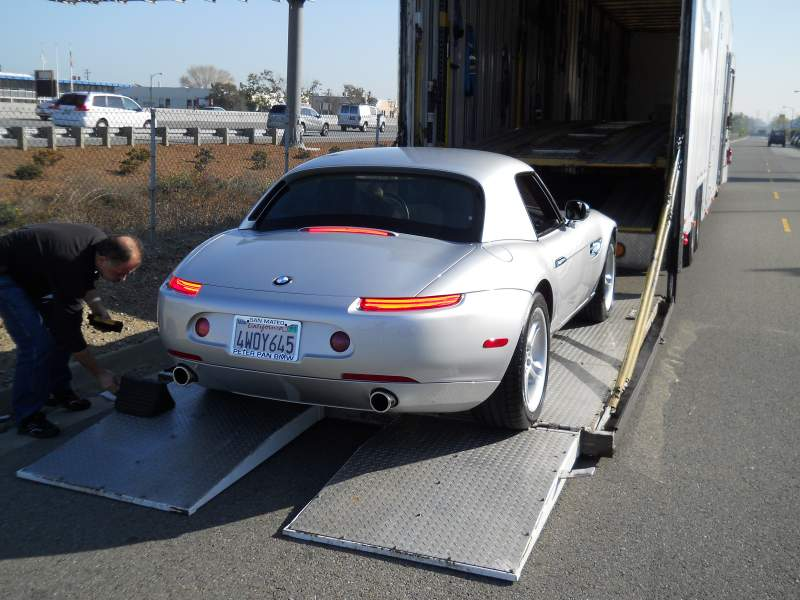European Z8 Tail Lights Copied From For Sale Section