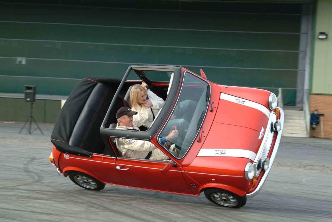 Mini Convertible 1990 Rover Mini
