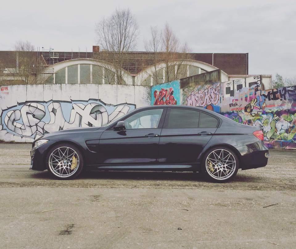 2016 Bmw M3: BMW M3 F80 30 Jahre Edition :: 2016 BMW M3