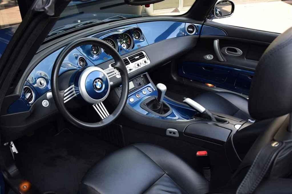 BMW Z8 :: 2001 BMW Z8