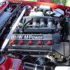 1988 BMW M6 Under the Hood