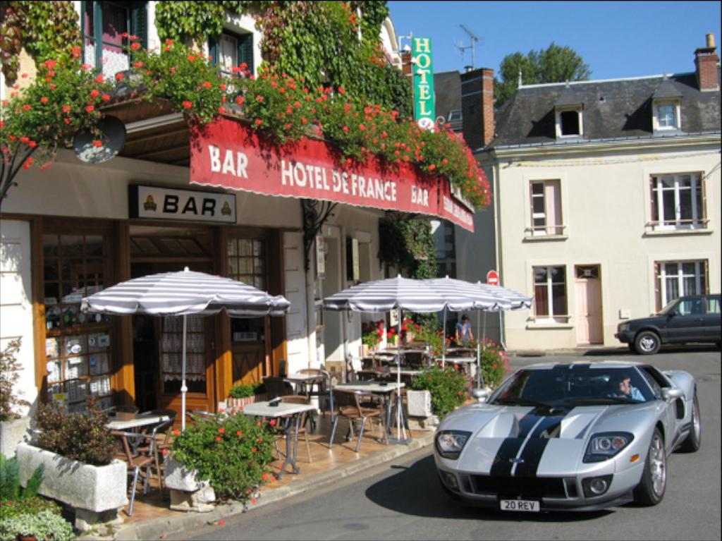 Ford gt 2005 ford gt for Garage ford maurecourt 78